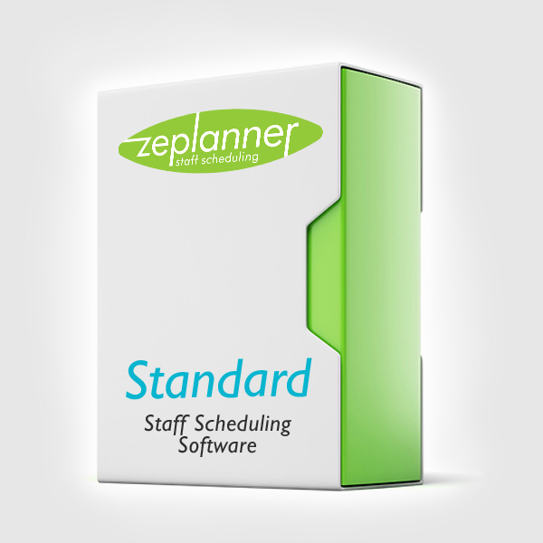 ZePlanner Standard - Workforce Scheduler Software